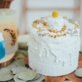 《100均》クレイケーキの作り方。1つ作れば記念写真に重宝します!